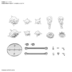 PRE-ORDER - CUSTOMIZE EFFECT (EXPLOSION IMAGE VER.) (GRAY)