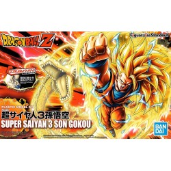 FIGURE-RISE STANDARD - DRAGON BALL Z - SUPER SAIYAN 3 SON GOKU