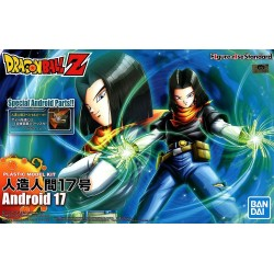 FIGURE-RISE STANDARD - DRAGON BALL Z - ANDROID 17 RENEWAL