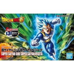 FIGURE-RISE STANDARD - DRAGON BALL SUPER - SUPER SAIYAN GOD SUPER SAIYAN VEGETA
