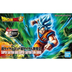 FIGURE-RISE STANDARD - DRAGON BALL SUPER - SUPER SAIYAN GOD SUPER SAIYAN SON GOKU