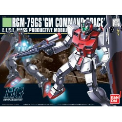 HGUC - 051 - 1/144 - RGM-79GS GM Command Space