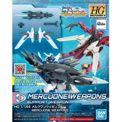 HGBD:R - 019 - 1/144 - Mercuone Weapons
