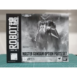 P-Bandai - Robot Spirits - Side MS - Master Gundam Option Parts Set