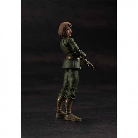 PRE-ORDER - G.M.G. (Gundam Military Generation) Mobile Suit Gundam Zeon Army Normal Soldier 03 1/18 Posable Figure