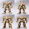 PRE-ORDER - FRONT MISSION STRUCTURE ARTS PLASTIC MODEL KIT SERIES VOL. 1