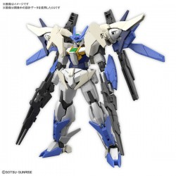 PRE-ORDER - HGBD:R 1/144 00 Gundam Series New Unit