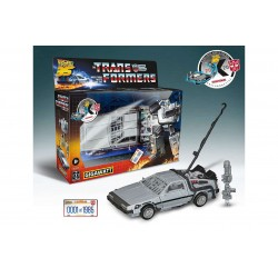 PRE-ORDER - Transformers x Back To the Future - Gigawatt