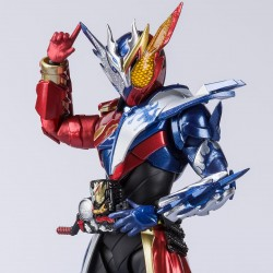 PRE-ORDER - P-BANDAI - S.H.Figuarts KAMEN RIDER BUILD CROSS-Z BUILD FORM