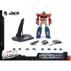 PRE-ORDER - Threezero - Transformers War For Cybertron Trilogy - DLX Optimus Prime