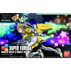 HGBF High Grade Build Fighters - No. 044 - 1/144 - SF-01 Super Fumina