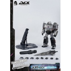 PRE-ORDER - THREEZERO - TRANSFORMERS WAR FOR CYBERTRON TRILOGY SIEGE - DLX MEGATRON