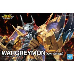 FIGURE-RISE STANDARD - DIGIMON - WARGREYMON AMPLIFIED