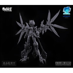 PRE-ORDER - 1/12 Scale A.T.K. GIRL ZHUQUE (One of the Four Chinese Mythical Beast)-PLAMO
