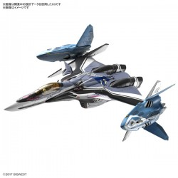 PRE-ORDER - 1/72 VF-31F Siegfried / Lill Draken Equipment Hayate Immelman Custom