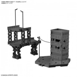 PRE-ORDER - Customize Scene Base City Area Ver.