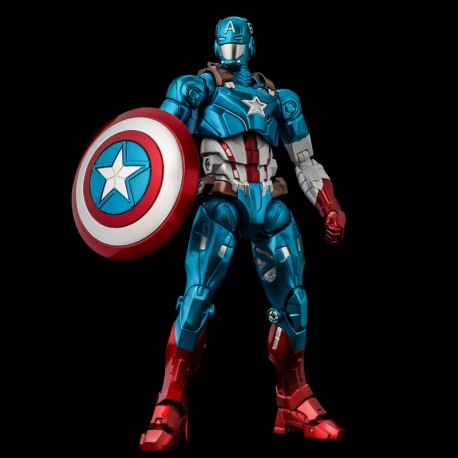 PRE-ORDER - SENTINEL - Fighting Armor Captain America