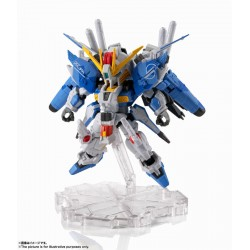 PRE-ORDER - NXEDGE STYLE MS UNIT Ex-S Gundam Blue Splitter Design