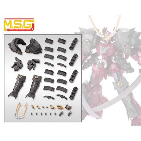 PRE-ORDER - M.S.G MECHA SUPPLY23 EXPANSION ARMOR Type F