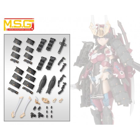 PRE-ORDER - M.S.G MECHA SUPPLY24 EXPANSION ARMOR Type G