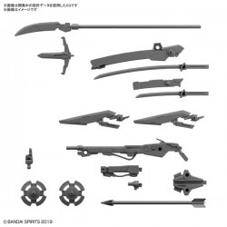 PRE-ORDER - 30MM Customization Weapons (Sengoku Type) No. W-11