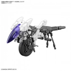 PRE-ORDER - 30MM 1/144 Extended Armament Vehicle (Canon Bike Ver.) No. 09