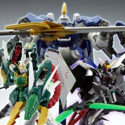 PRE-ORDER - P-Bandai MG 1/100 EXPANSION PARTS SET for MOBILE SUIT GUNDAM W EW SERIES (The Glory of Losers Ver.)