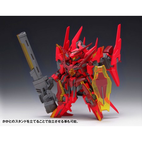 PRE-ORDER - SUPER ROBOT HEROES ExCreR Gustcrow Plastic Model Kit