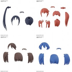 PRE-ORDER - 30MS Optional Hair Style Parts Vol.2 Total 4 Types