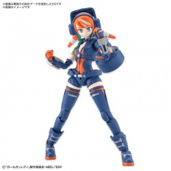 PRE-ORDER - Girl Gun Lady (GGL) LADY COMMANDER AMATSU