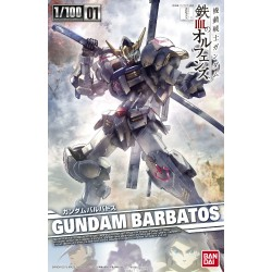 Iron-Blooded Orphans - No. 001 - 1/100 - Gundam Barbatos
