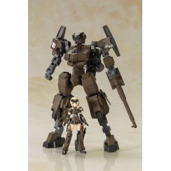 PRE-ORDER - Frame Arms Girl Hand Scale Gourai with Jinrai Armor Plastic Model Kit