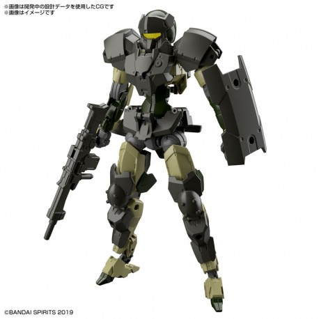PRE-ORDER - 30MM 1/144 EXM-A9a Spinatio (Army Type)