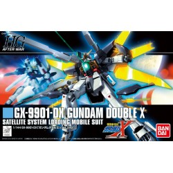 HGAC - No. 163 - 1/144 - GX-9901-DX Gundam Double X