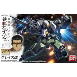 HG Iron-Blooded Orphans - 004 - 1/144 - Graze Custom