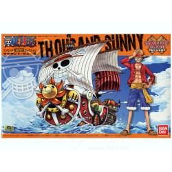 One Piece - Grand Ship Collection - No. 001 - Thousand Sunny by Bandai