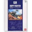 EX Model 1/144 and 1/100 DOPP Fighter