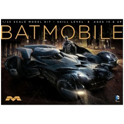 1/25 Batman vs Superman: Dawn of Justice - Batmobile Model Kit by Moebius