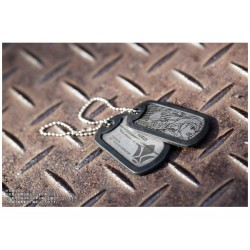 PRE-ORDER Metal Dog Tag Gundam: Iron-Blooded Orphans 1 Box (8pcs) by Mega House