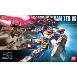 HGUC - No. 098 - 1/144 - FA-78-3 FULL ARMOR GUNDAM 7TH