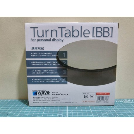 WAVE TURN TABLE [BB]