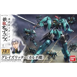 HG Iron-Blooded Orphans - No. 017 - 1/144 - EB-06rs Carta's Graze Ritter