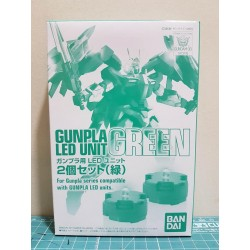 GUNPLA LED UNIT (GREEN) 2 PCS
