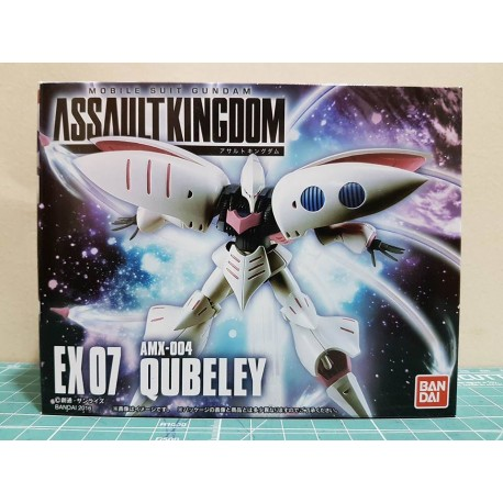 ASSAULT KINGDOM EX 07 AMX-004 QUBELEY