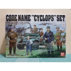1/35 U.C. HARD GRAPH CODE NAME CYCLOPS SET