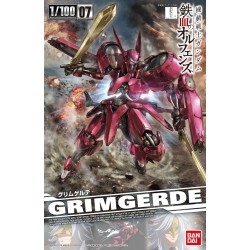 Iron-Blooded Orphans - No. 007 - 1/100 - V08-1228 Grimgerde