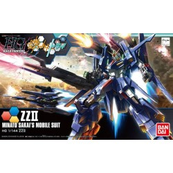 HGBF High Grade Build Fighters - No. 045 - 1/144 - MSZ-008X2 ZZII