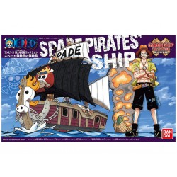 PRE-ORDER Grand Ship Collection: Spade Pirates Ship