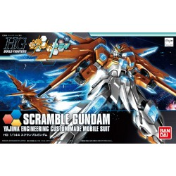 HGBF High Grade Build Fighters - No. 047 - 1/144 - BN-876 Scramble Gundam