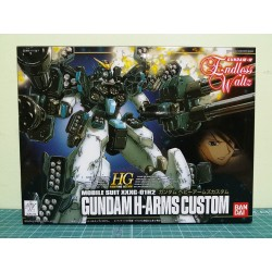 HG High Grade Fighting Action - No. 003 - 1/144 - XXXG-01H2 Gundam Heavyarms Custom